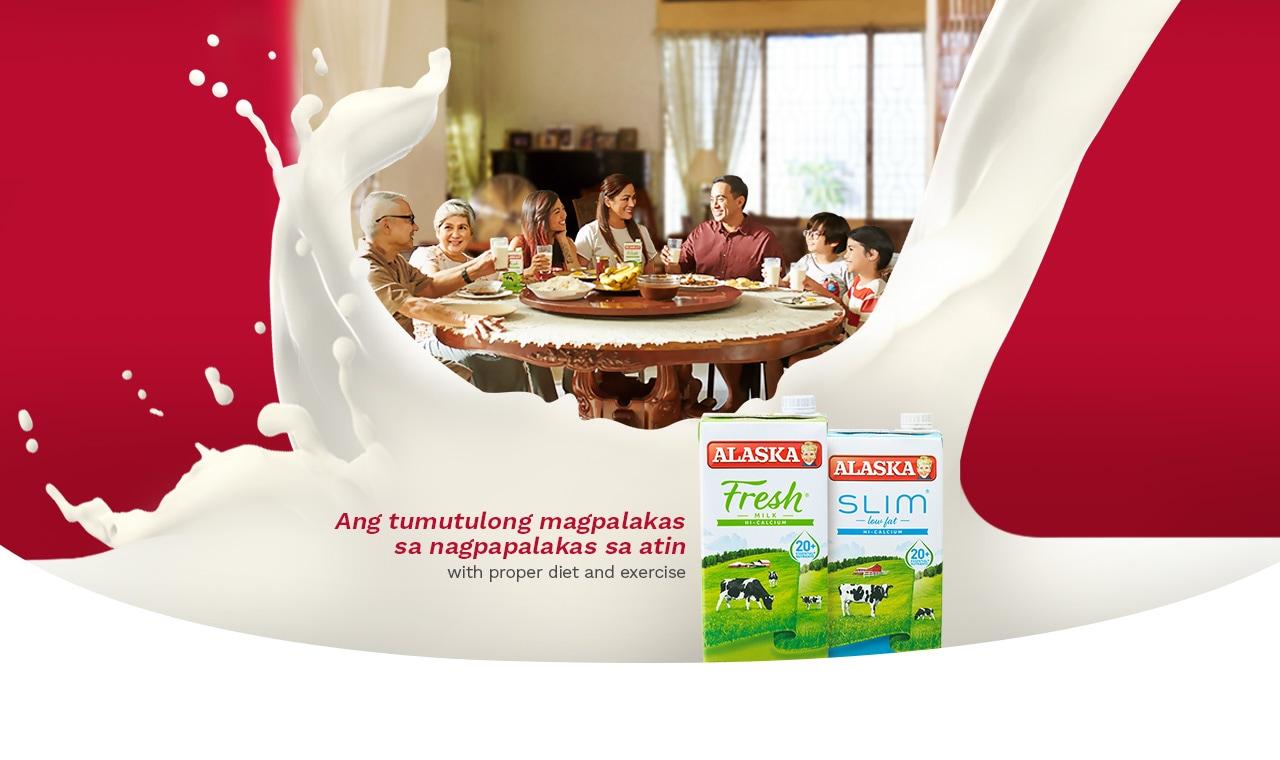 Home - Alaska Milk Corporation